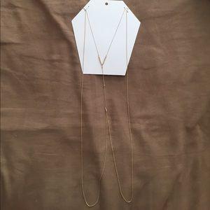 New H&M body chain
